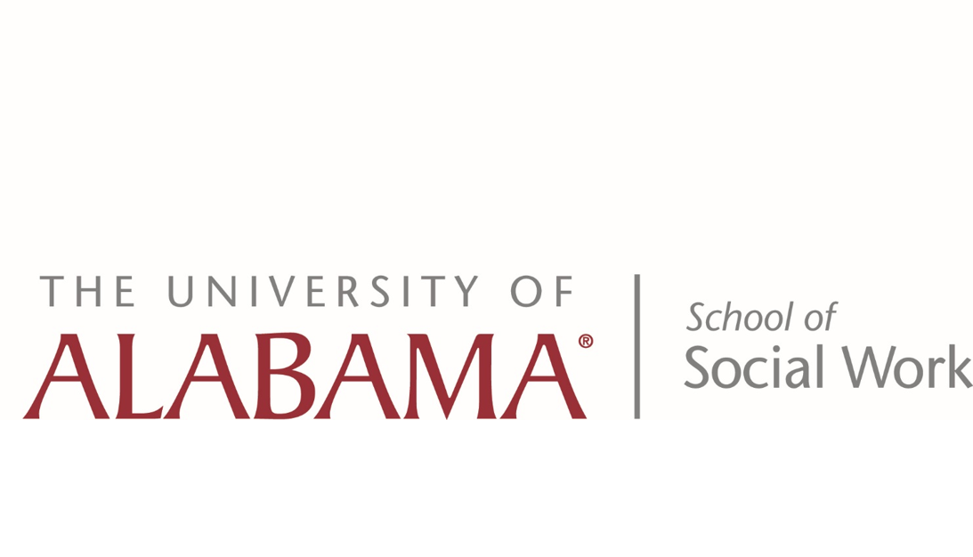 School of Social Work - The University of Alabama